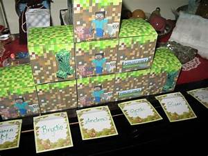How to Host a Minecraft Party