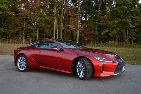 Review Lexus Lc by 2018 Lexus Lc 500 Review Gtspirit