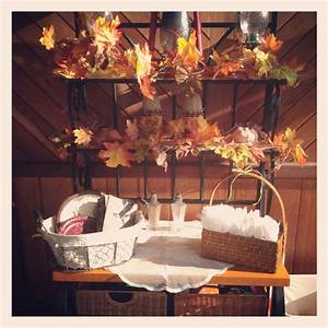 17 best images about fall bridal shower ideas on pinterest With fall wedding shower decorations