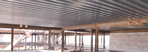 versa deck metal deck versa floor span composite systems