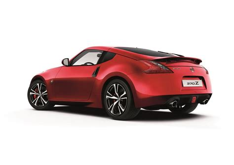 Nissan 370z 2018 by 2018 Nissan 370z Coupe Revealed With Subtle Updates