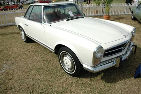 1969 Mercedes-benz 280 Sl Image. Chassis Number