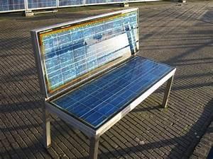 Energy-generating Furniture Units