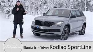 Winterreifen Skoda Karoq : skoda ice drive kodiaq sportline 4x4 geht quer feat hans ~ Jslefanu.com Haus und Dekorationen
