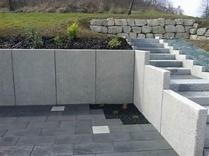Mur De Soutenement En Gabion : mur de sout nement cassard ~ Melissatoandfro.com Idées de Décoration