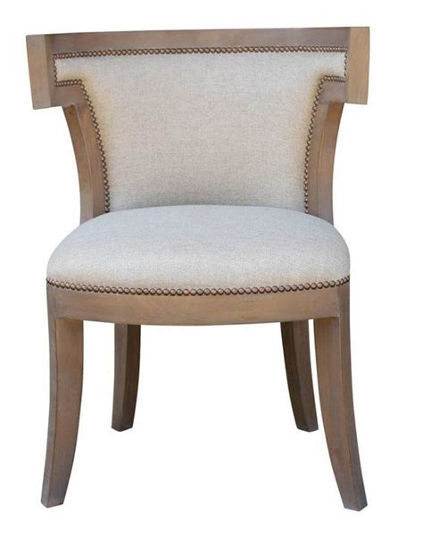 barrymore dining room chair custom made in many fabrics