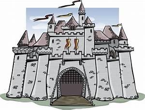 Cartoon Castle stock vector. Illustration of legend ...