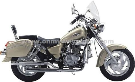 Chinese Cruiser Mwm125-11 Motorcycle.