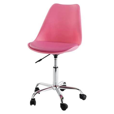 maison du monde chaise de bureau chaise de bureau à roulettes bristol maisons du monde