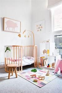 Chambre Bébé Fille : chambre b b fille ~ Teatrodelosmanantiales.com Idées de Décoration