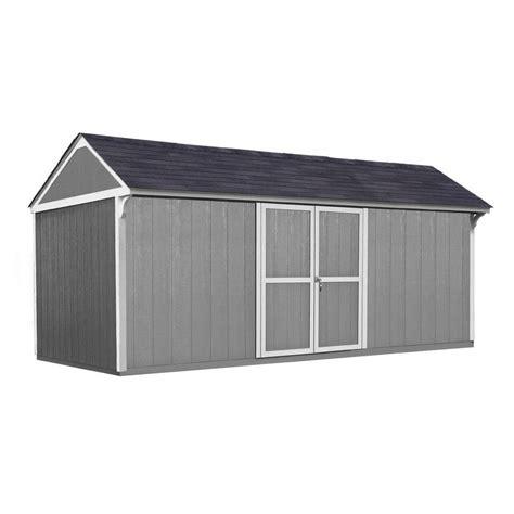 Home Depot Storage Sheds 10x12 by Tuff Shed Wood Sheds Sheds Garages Outdoor