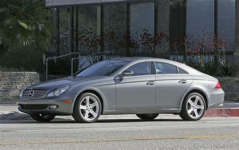 Used 2006 Mercedes-benz Cls-class Pricing