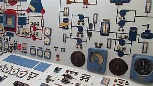 Ns Savannah Control    Engine Room Tour
