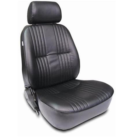 siege recaro occasion procar pro 90 series black vinyl seats
