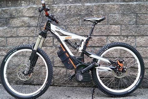 ktm e bike fully e bike pedelec prototyp ktm egnition bosch drive unit 45 s