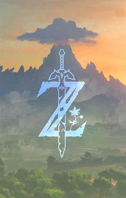 Zelda Botw Breath Legend Wild Phone Wallpapers