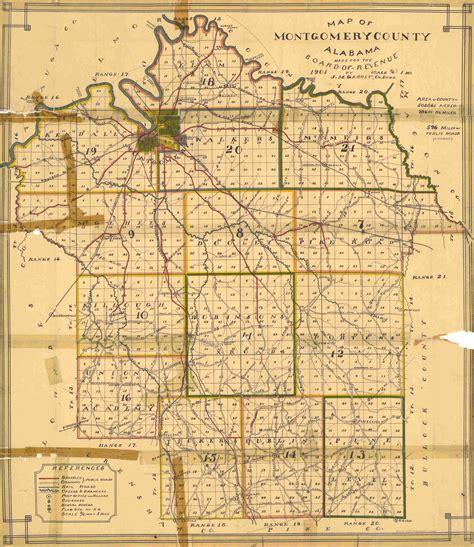 File:1901 map of Montgomery County, Alabama.jpeg ...