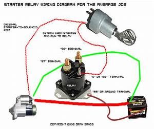 Question About Wiring A Ford Remote Solenoid To A Hi