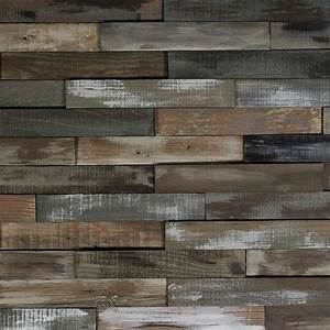 nuvelle take home sample deco planks weathered gray With deco wall planks