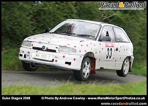 Vauxhall Astra Mk3 Rolling Car