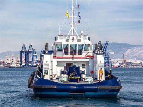 Tugboat Christos Xxxi