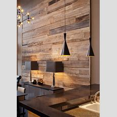 Reclaimed Wood  Let It Tell A Story In Your Home