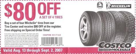 Bridgestone Tire Deals Costco