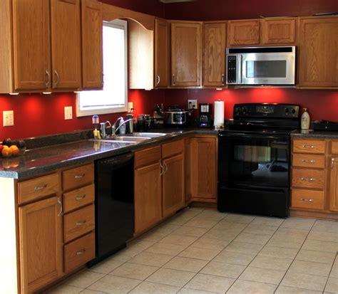 kitchen  beige color