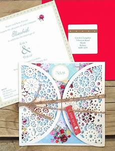 vintage lace laser cut invitation online australia With laser cut wedding invitations online australia