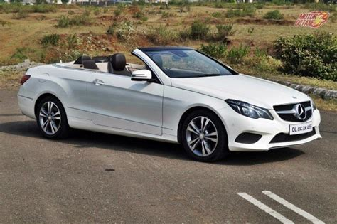 Mercedes-benz E400 Cabriolet Review » Motoroctane