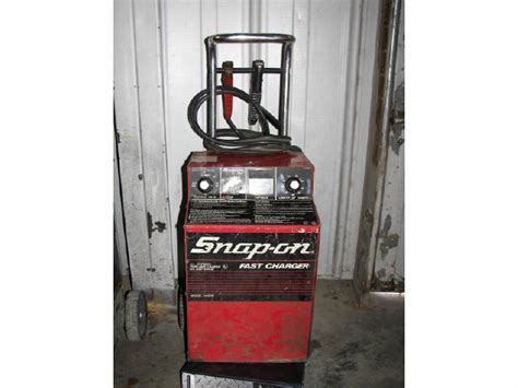 snap on fast charger battery charger ya167b