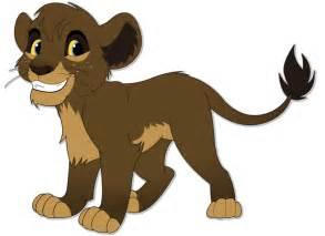 Lion Cub Cartoon