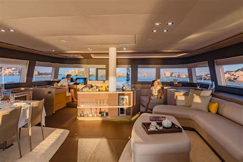 Catamaran Vs Boat by Catamarans Vs Monohulls On Charter Boats