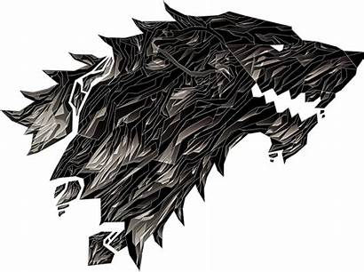 Cool Stark Sigil Designs Winter Coming Deviantart