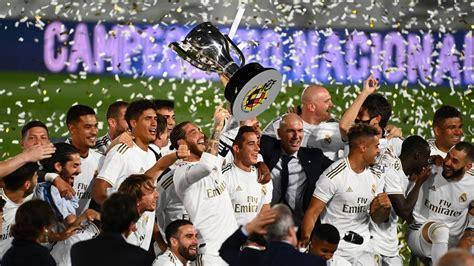 Real Madrid campeón de la Liga de España – El Norte Hoy