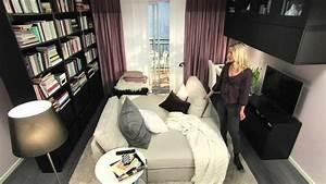 Schlafzimmer Ideen Für Kleine Räume : ikea f r kleine r ume 10 m mehr zweisamkeit youtube ~ Bigdaddyawards.com Haus und Dekorationen