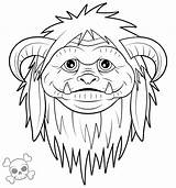 Coloring Pages Labyrinth Ludo Henson Jim Movie Colouring Tattoo Google Sheets Characters Adult Goblin Labrynth King Head Clipart Drawings Books sketch template