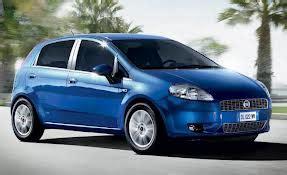 Fiat Per Gallon by Fiat Grande Punto Fuel Consumption Per Gallon Or