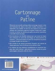 Technique De Patine : cartonnage et patine ~ Mglfilm.com Idées de Décoration