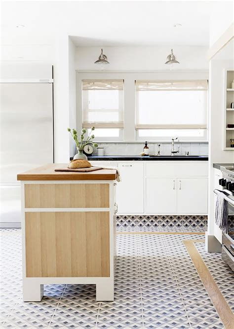 beautiful examples  kitchen floor tile