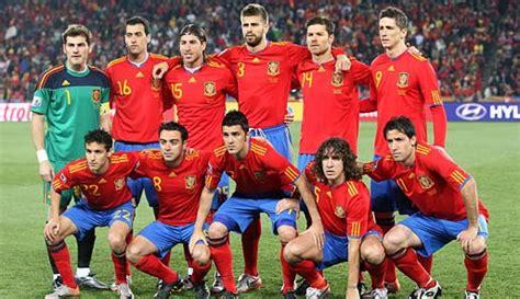 Informationen rund um spanien aus der saison 2020/2021. WM 2010 - Seite 1