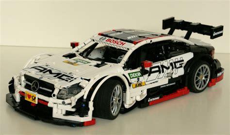 lego technic mercedes lego technic moc mercedes amg c63 dtm bodywork