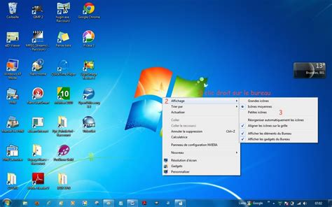 organiser bureau windows 7 module 2 le système d 39 exploitation windows 7 2 2 les