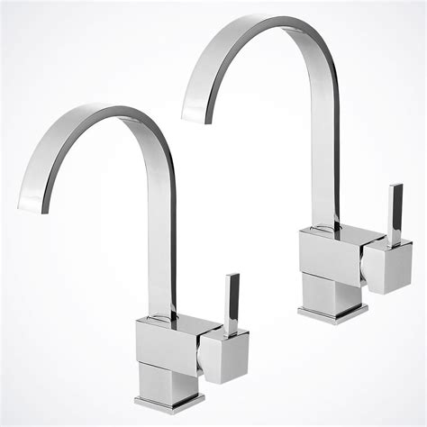 Contemporary Sink Faucets by 2pcs Modern Contemporary Kitchen Bar Bathroom Vessel