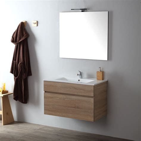 mobile bagno 80 cm mobile arredo bagno 80 cm con cassettone unico kv store