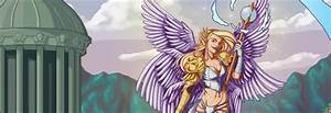 Goddess Nike - Roles and Symbols - Nike and her Roles ...
