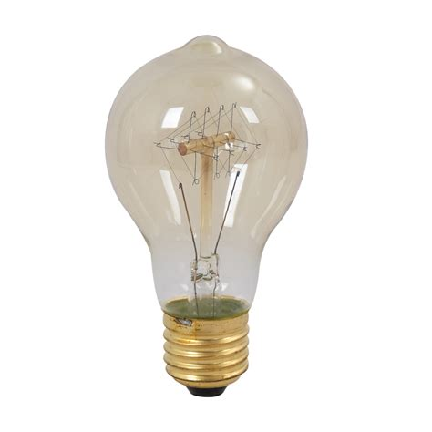 Filament Light Bulbs by E27 40w Vintage Retro Filament Tungsten Light Bulb N3 Ebay