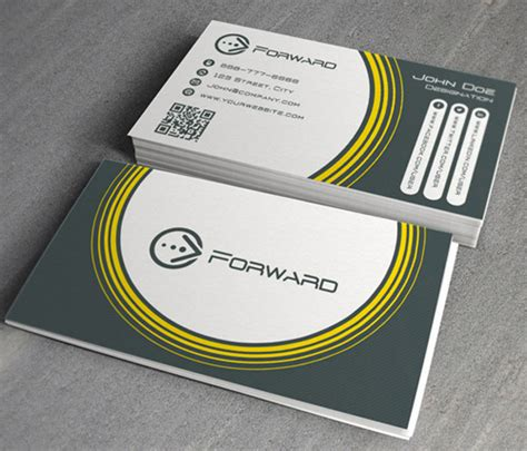 cool graphic design business cards 29 high quality creative unique business cards design
