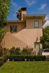 Marvelous Stucco Colors Trend Los Angeles Mediterranean