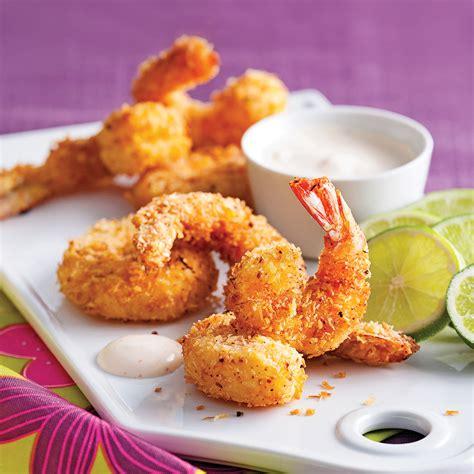 cuisine crevette crevettes coco panko recettes cuisine et nutrition pratico pratique